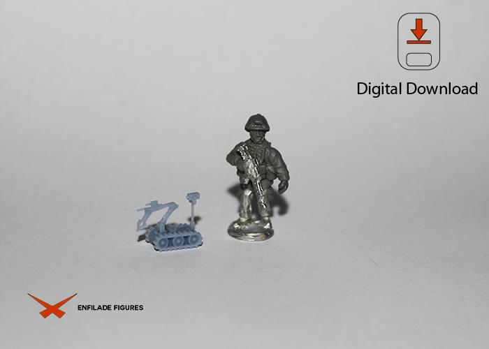 EOD Robot - Print Files