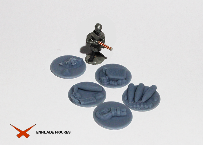 Improvised Explosive Devices - IEDs Set 1 (Printed)