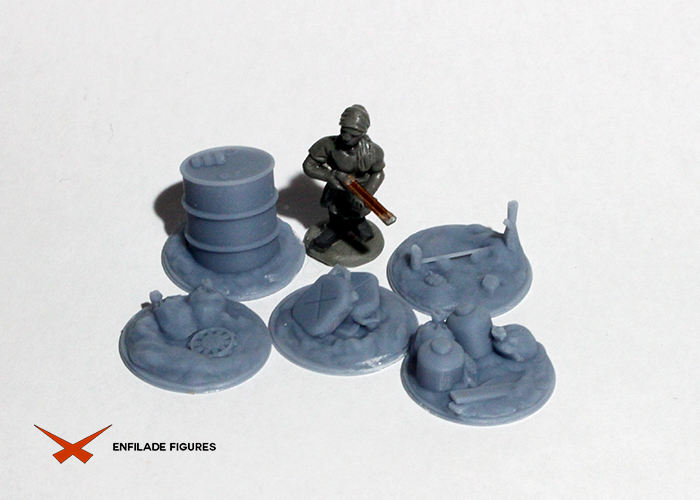Improvised Explosive Devices - IEDs Set 2 (Printed)