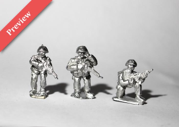 German Riflemen
