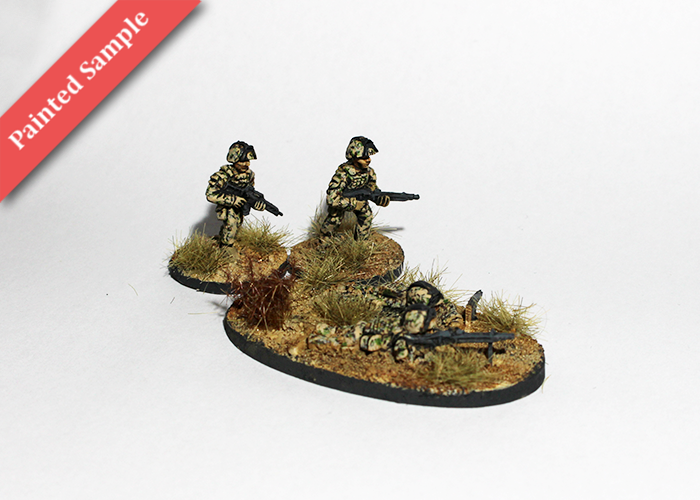 German Machinegunners