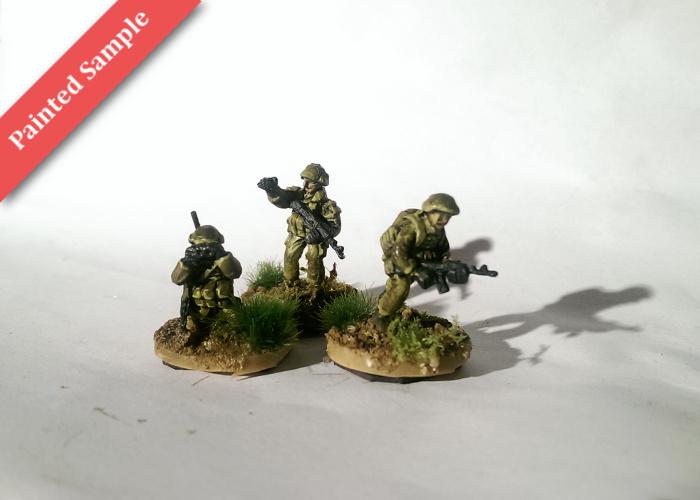 Russian Platoon Command