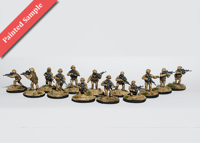US Marines - Infantry Squad