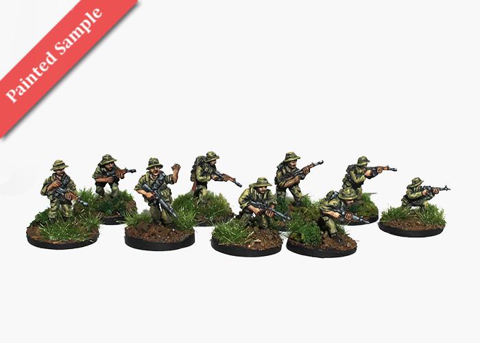 Australian Infantry Section